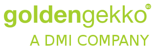 Logo golden gekko